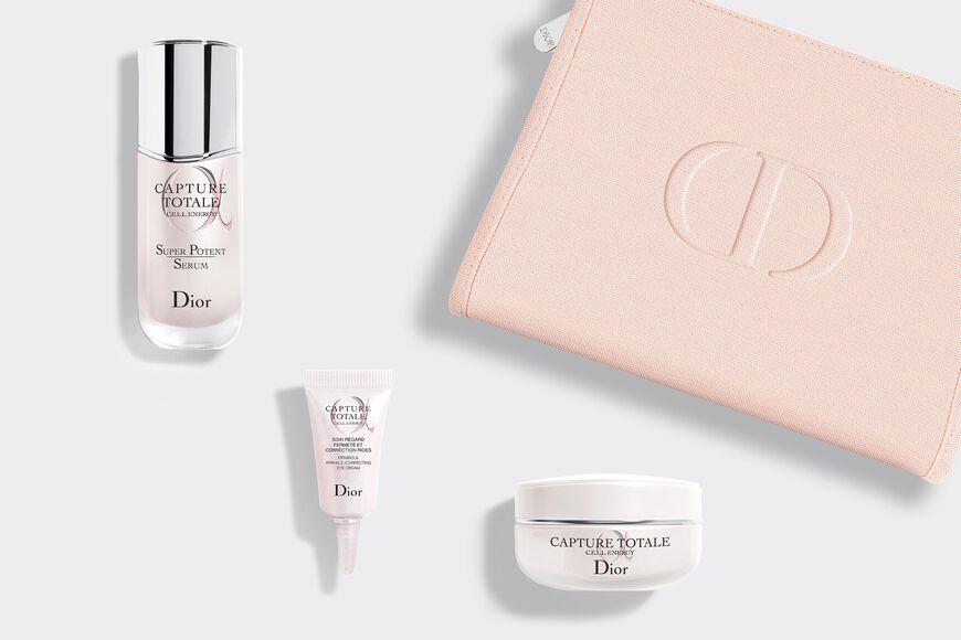 Dior - 逆時能量系列 迪奧逆時能量精華組-逆時能量精華、逆時能量緊緻眼霜、逆時能量奇肌霜 aria_openGallery