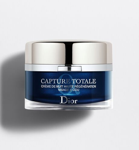 Dior - Capture Totale Intensive restorative night creme face and neck