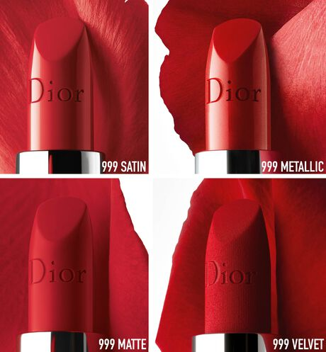Dior - Collection Set 35 Rouge Dior Deluxe collection - 34 lipsticks and 1 lip balm - couture color and floral lip care - 2 Open gallery