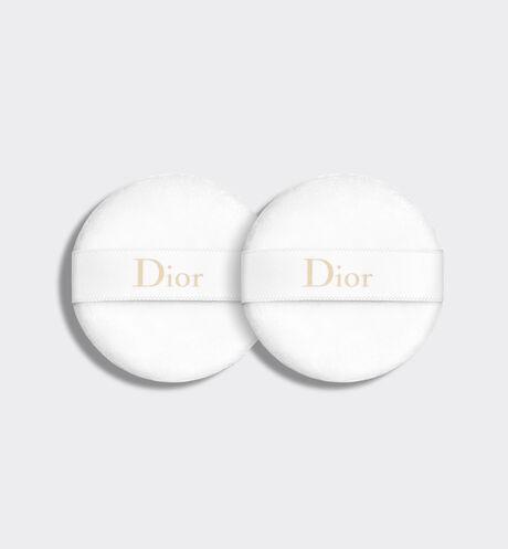 Dior - Dior Forever Cushion Powder Puff Loose powder applicator - 2 puffs