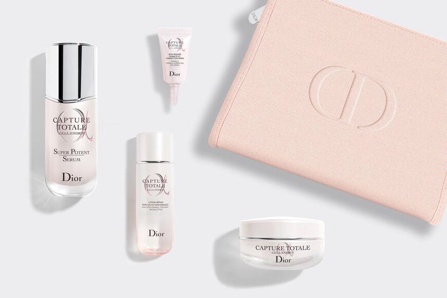 Dior - Capture Totale Het intensieve globale anti-ageing ritueel - serum-lotion, serum, oogverzorging, verstevigende crème aria_openGallery