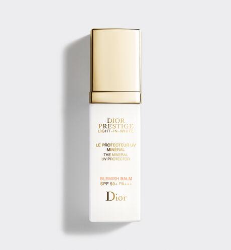 Dior - Dior Prestige Light-In-White The mineral uv protector blemish balm spf 50+ pa+++