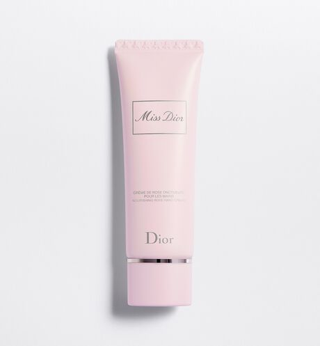 Dior - Miss Dior Crème de rose onctueuse pour les mains