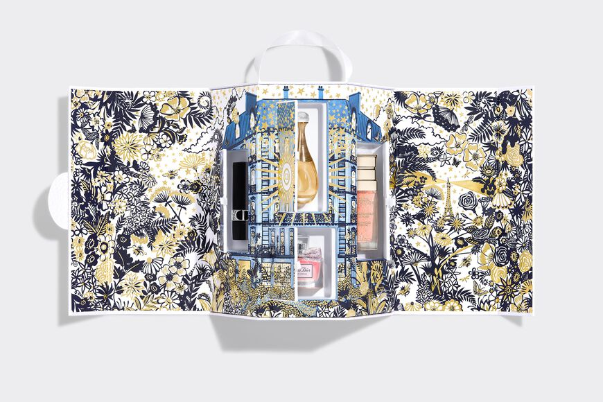 Dior - Dior 30 Montaigne The icons - fragrance, skincare & makeup gift set - 4 iconic products Open gallery