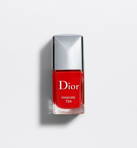 Dior - Dior Vernis Couture color, gel shine, long wear nail lacquer