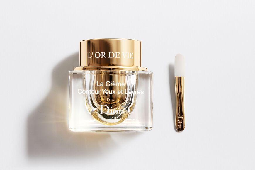 Dior - L'Or de Vie La crème contour yeux et lèvres Open gallery