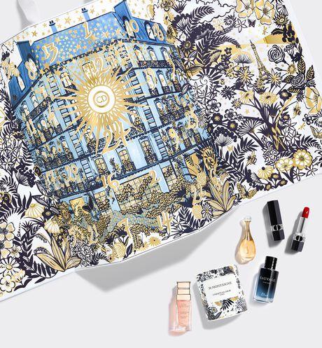Dior - ディオール アドヴェント カレンダー (一部店舗数量限定品) クリスマスまでの特別な24日間をディオールのフレグランス・メイクアップ・スキンケア アイテムとカウントダウンする特別なアドヴェント カレンダー