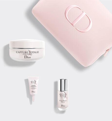 Dior - Capture Totale Le rituel intense anti-âge global - sérum, soin regard, crème fermeté