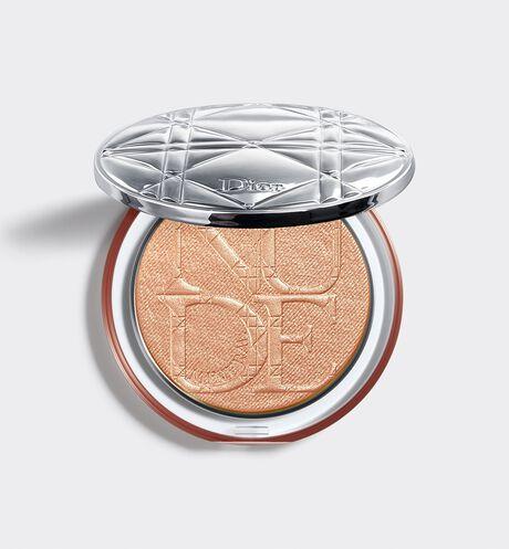 Dior - ディオールスキン ミネラル ヌード ルミナイザー パウダー 輝くピグメントがたっぷり配合された 軽やかな煌めくパウダー