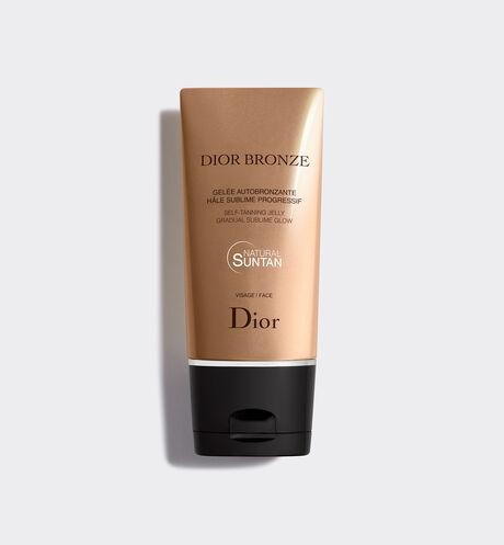 Dior - Dior Bronze Gelée autobronzante hâle sublime progressif - visage