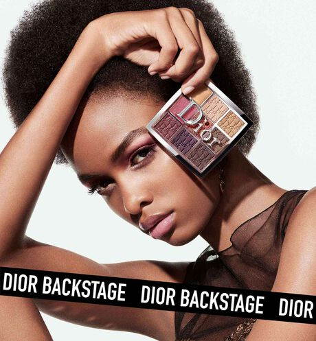 Dior - Dior Backstage Eye Palette Ultra-pigmented and multi-texture eye palette - primer, eyeshadow, highlighter and eyeliner - 11 Open gallery