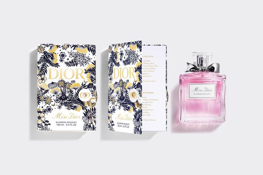 Dior - Miss Dior Blooming Bouquet Gift case - eau de toilette - floral, citrusy, and musky notes Open gallery