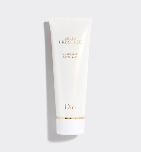 Dior - Dior Prestige La mousse micellaire - face cleanser - foam texture - exceptionally gentle - 4 Open gallery