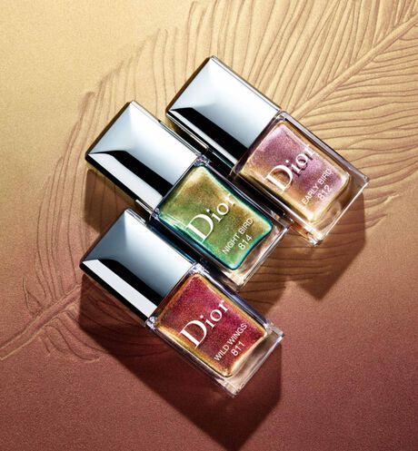 Dior - DIOR指甲油 羽毛派對限量版 指甲油–飽和色澤–凝膠效果&鏡面光澤 - 5 aria_openGallery
