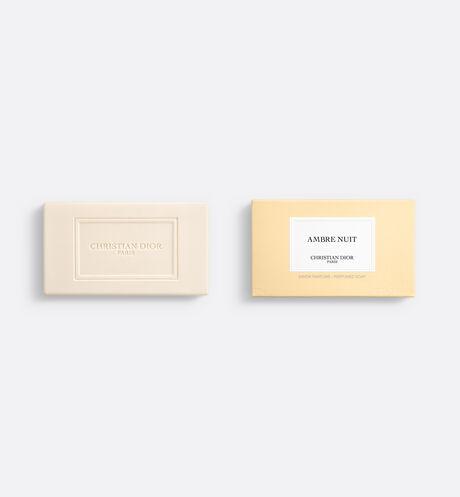 Dior - Ambre Nuit Perfumed Soap Solid soap