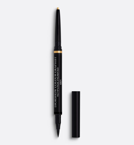 Dior - Diorshow Colour Graphist - Summer Dune Collection Limited Edition Felt-tip & kohl kajal eyeliner duo - precision and long wear - water-resistant