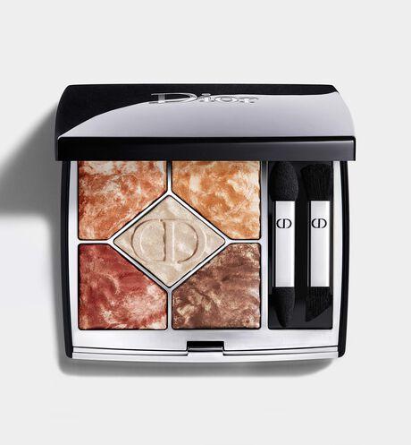 Dior - サンク クルール クチュール <サマー デューン> (サマー コレクション 2021 数量限定品) クリーミーな生質感、高発色&高密着を叶えるパウダー アイシャドウ