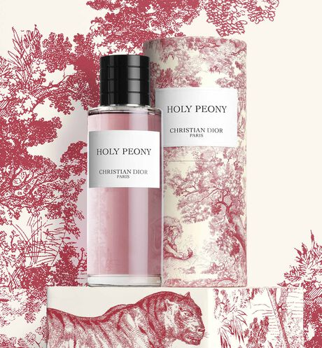 Dior - 牡丹香韻香氛 - 2021渡假限量版 高級訂製香水
