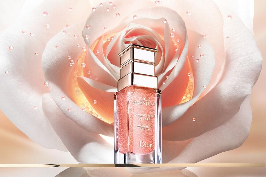 Dior - Dior Prestige La micro-huile de rose advanced serum - age-defying face serum - 6 Open gallery