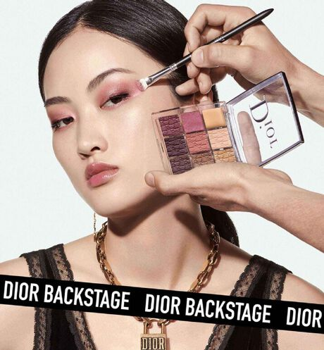 Dior - Dior Backstage Eye Palette Ultra-pigmented and multi-texture eye palette - primer, eyeshadow, highlighter and eyeliner - 10 Open gallery
