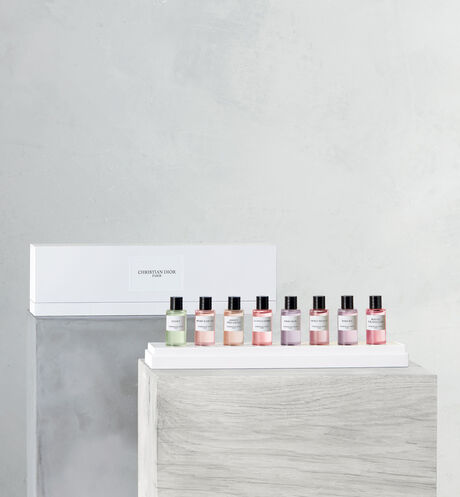 Dior - Champs-Elysées Selection Fragrance Discovery Set Set of 8 Maison Christian Dior fragrances