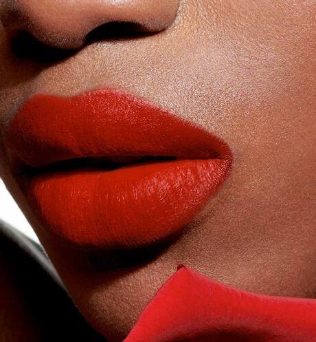 Dior - Rouge Dior Ultra Care Liquid Barra de labios líquida de tratamiento con aceite floral - duración extrema y acabado pétalo - 201 aria_openGallery