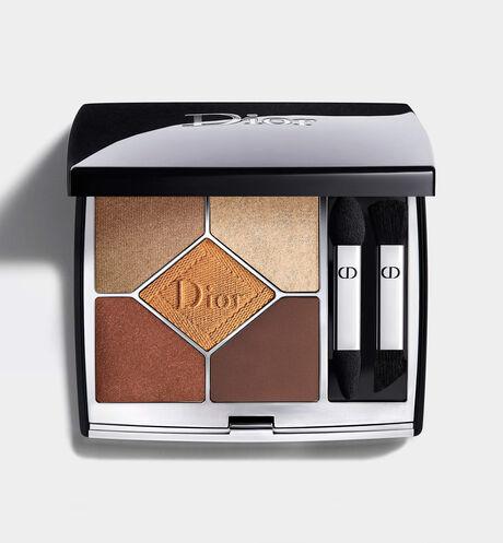 Dior - 5 Couleurs Couture Oogschaduwpalet - Intense Kleur - Romige Poedertextuur & Langhoudende Resultaten