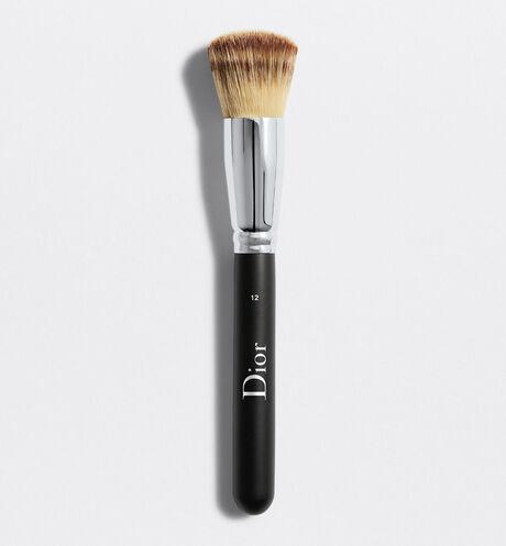 Dior - Dior Backstage Full Coverage Fluid Foundation Brush N°12 Dior backstage full coverage fluid foundation brush n°12