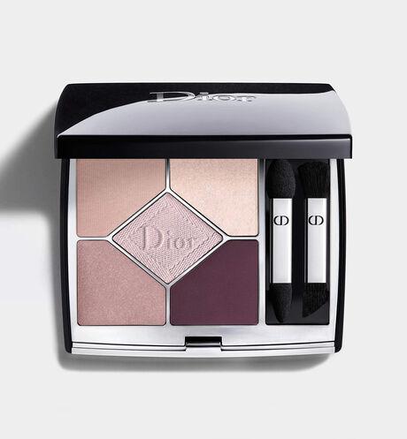 Dior - 5 Couleurs Couture Palette de fards à paupières - haute couleur - poudre crémeuse longue tenue