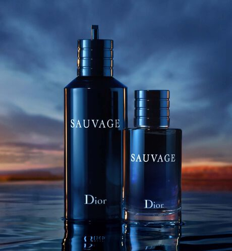 Dior - SAUVAGE 曠野之心淡香水補充瓶 - 3 aria_openGallery