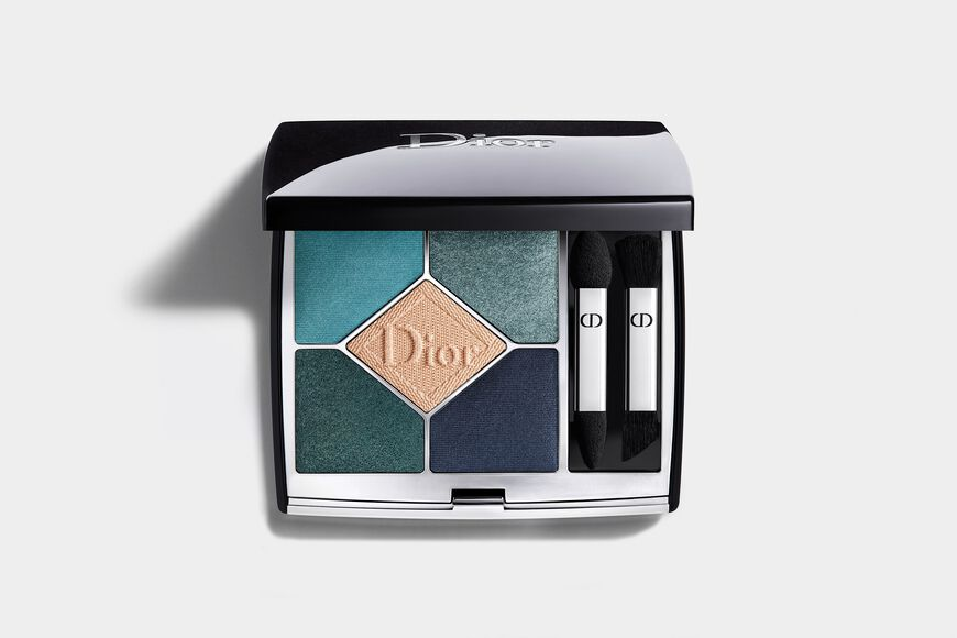 Dior - 5 Couleurs Couture Eyeshadow palette - high-colour - long-wear creamy powder - 17 Open gallery