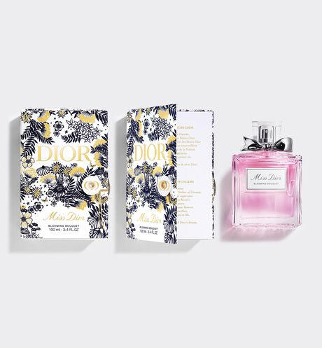 Dior - Miss Dior Blooming Bouquet Gift case - Eau de Toilette - floral, citrusy and musky notes