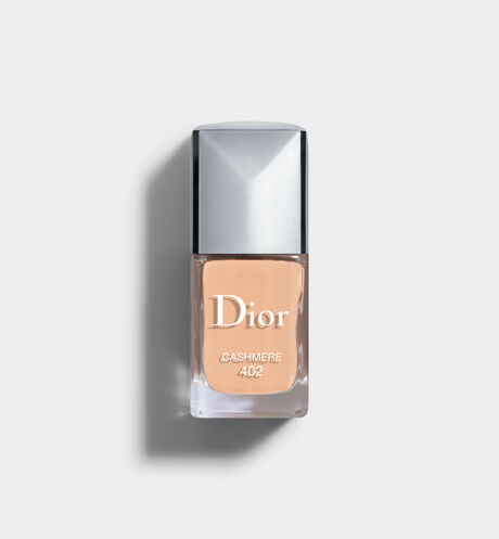 Dior - Dior Vernis Nail lacquer - couture color - shine and long wear - gel effect - protective nail care
