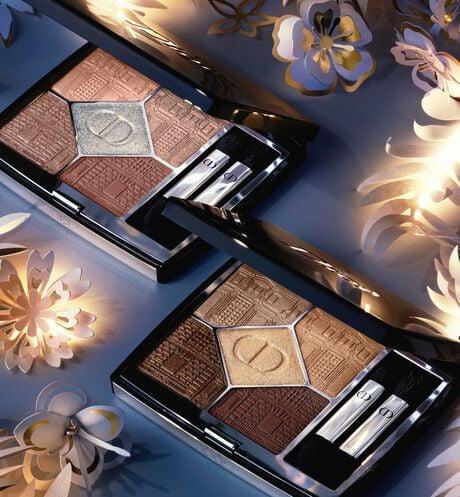 Dior - サンク クルール クチュール <アトリエ オブ ドリームズ> (クリスマス コレクション 2021 数量限定品) クリーミーな生質感、高発色&高密着を叶えるパウダー アイシャドウ - 2 aria_openGallery
