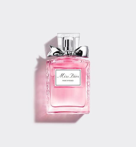 Dior - Miss Dior 漫舞玫瑰淡香水 一抹全新繽紛氣息