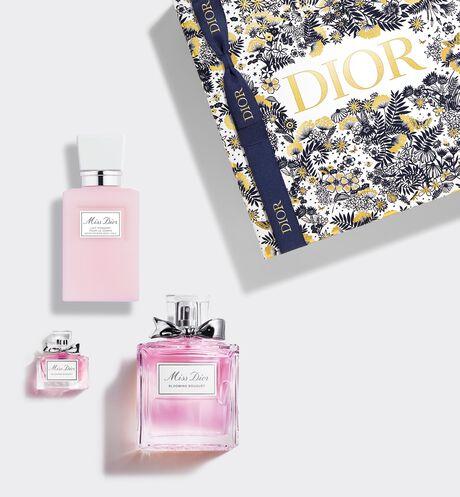 Dior - Miss Dior Blooming Bouquet Set Gift set - eau de toilette, body milk & mini fragrance