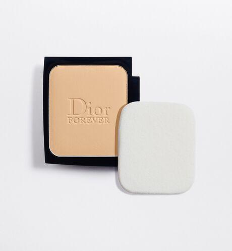 Dior - ディオールスキン フォーエヴァー コンパクト エクストレム コントロール (リフィル) (SPF20 / PA+++) 理想の素肌感 マット パウダー ファンデーション 長時間崩れない仕上がり毛穴を目立たなくするポアレス効果 – リフィル
