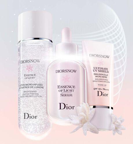 Dior - 全新 迪奥雪白瓶(1)精华 肌因级(4)亮白 4周透出雪白肌(2) - 3 aria_openGallery