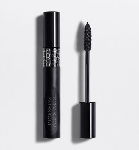 Dior - Diorshow Pump 'N' Volume HD Mascara Squeezable mascara - instant xxl volume - lash-multiplying effect - hd formula