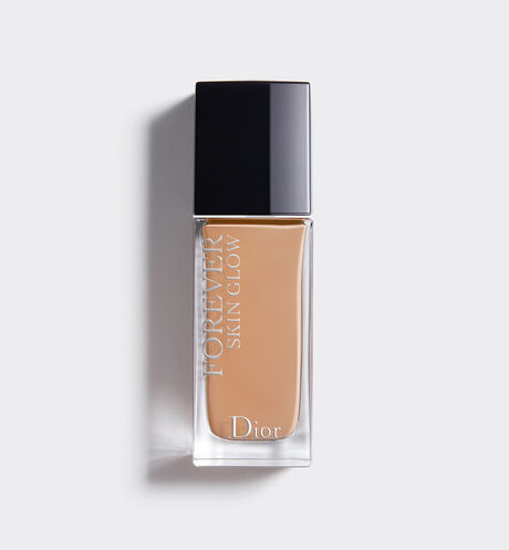 Dior - Dior Forever Skin Glow 24h wear radiant high perfection foundation - 86% skincare base - with sunscreen -  broad spectrum spf 35