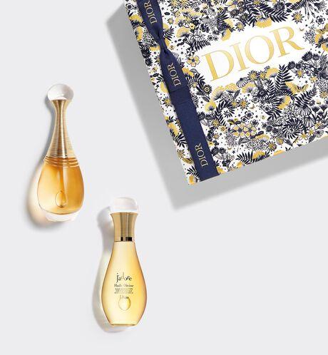 Dior - Cofre J'adore Cofre regalo - j'adore eau de parfum infinissime y huile divine
