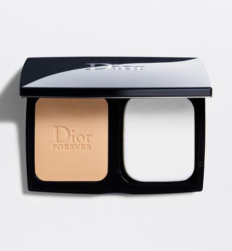Dior - ディオールスキン フォーエヴァー コンパクト エクストレム コントロール (SPF20 / PA+++) 理想の素肌感 マット パウダー ファンデーション 長時間崩れない仕上がり毛穴を目立たなくするポアレス効果