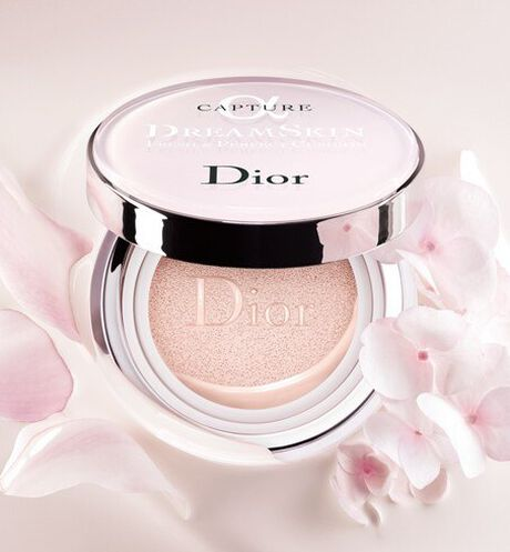 Dior - Capture Dreamskin Cushion foundation - dreamskin fresh & perfect cushion spf 50 - pa+++
