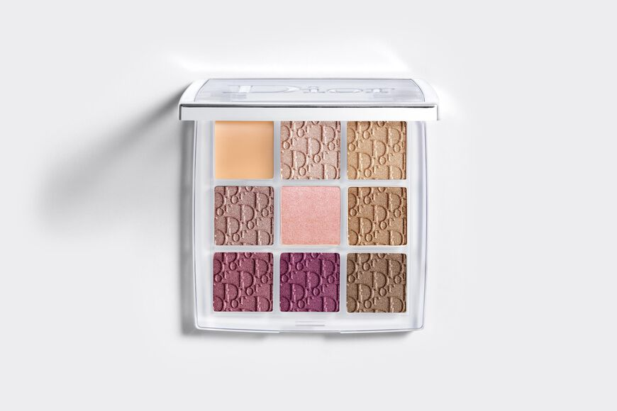 Dior - Dior Backstage Eye Palette Ultra-pigmented and multi-texture eye palette - primer, eyeshadow, highlighter and eyeliner - 7 Open gallery