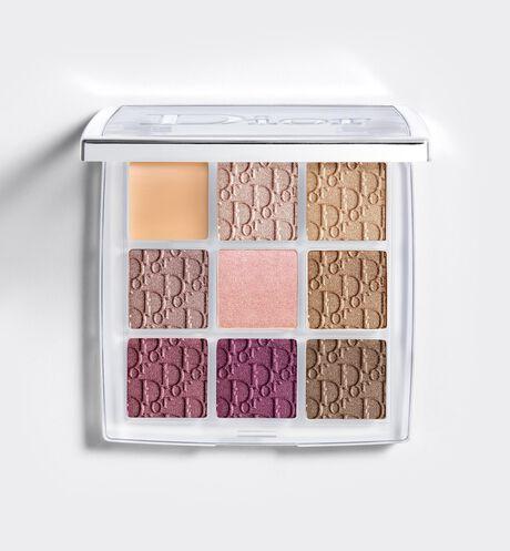 Dior - Dior Backstage Eye Palette Paleta de ojos ultrapigmentada y multitextura - base de maquillaje, sombra de ojos, iluminador y eyeliner