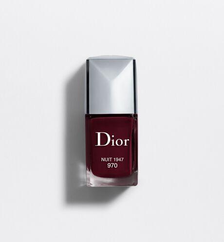 Dior - Dior迪奥全新甲油 高订色彩,凝胶亮釉光彩,长久持妆甲油