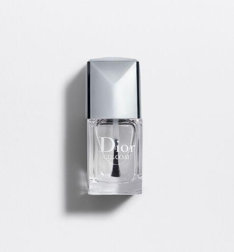 Dior - Gel Coat Spectacular shine & shape top coat gel