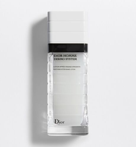 Dior - Dior Homme Dermo System Soothing after-shave lotion - Bio-fermented ingredient & vitamin E phosphate