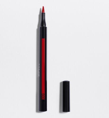 Dior - Rouge Dior Ink Lip Liner Карандаш для губ, очерчивающий контур - ультрапигментированный - длительная стойкость