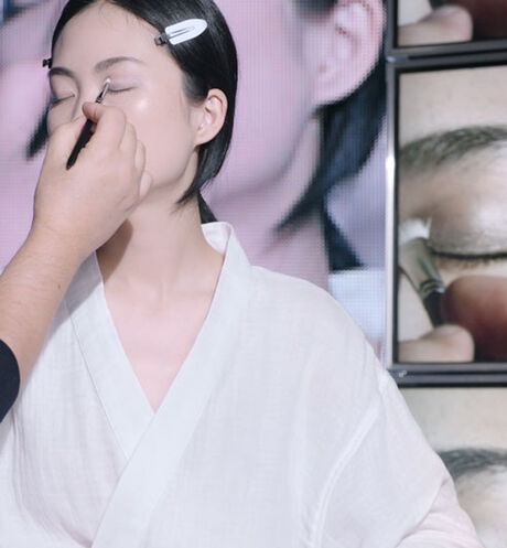 Image product Dior Backstage - Custom Eye Palette 4 Open player